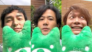 元SMAP3人、AbemaTVに出演 11月2日から
