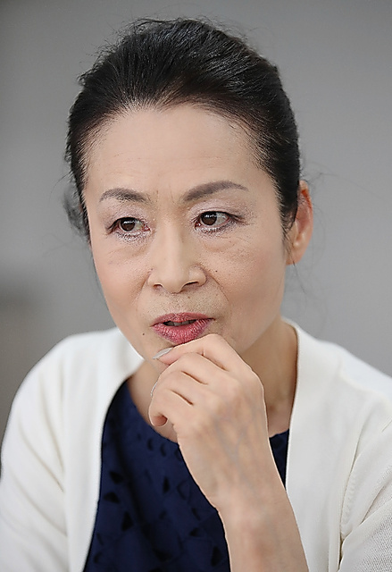 岩村暢子さん=早坂元興撮影