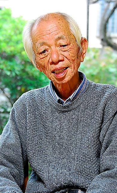 歴史家・坂野潤治さん