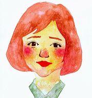 広林依子さんの似顔絵