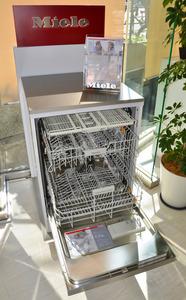 家事の負担を軽減 ドイツ製食洗機