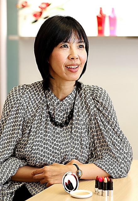 鈴木節子さん=池永牧子撮影