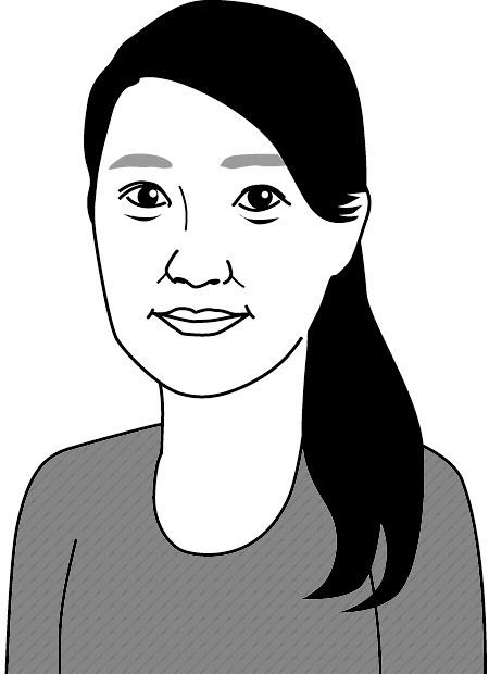 高木智子記者