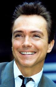 デビッド・キャシディさん。1995年撮影=ロイター