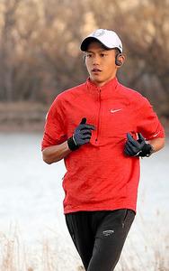 (第71回福岡国際マラソン)大迫傑 孤独に、静かに、一歩ずつ