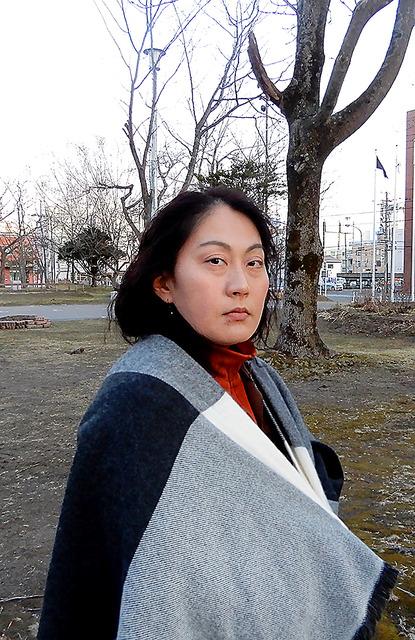 河崎秋子さん