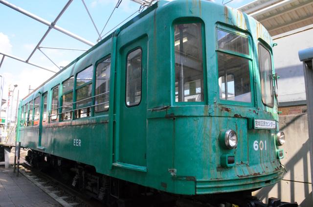 補修費を東京都世田谷区がクラウドファンディングで募る旧玉電の車両