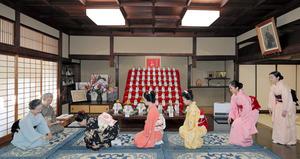 舞妓さんら「おめでとうさんどす」 京都の花街で事始め