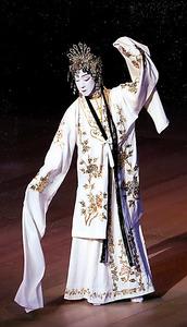 「楊貴妃」の坂東玉三郎 (C)松竹
