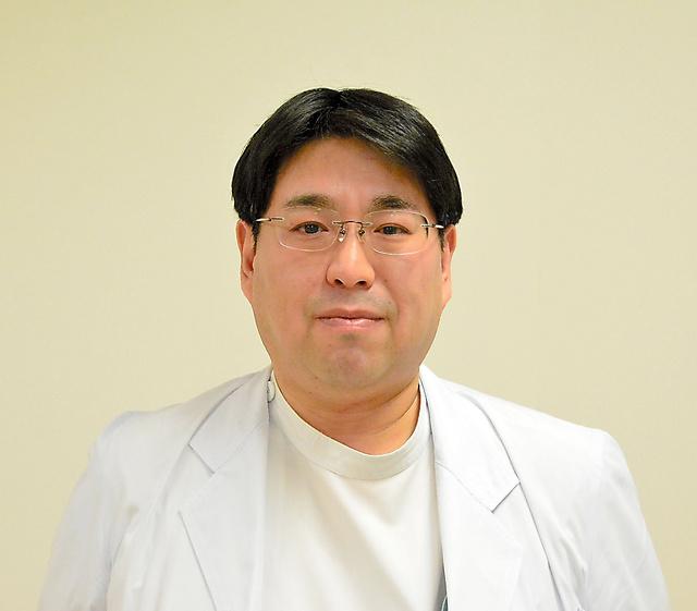 新潟大学医歯学総合病院医科総合診療部 馬場晃弘助教