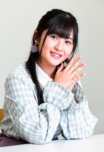 佐藤妃星〈AKB48〉 素のままの面白さが強み