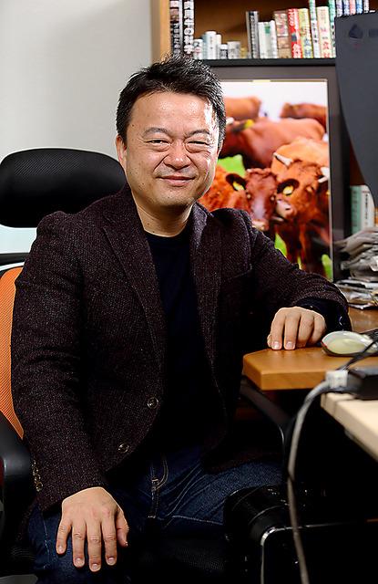 山本謙治さん