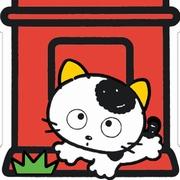 22日の「猫の日」に猫キャラのポスト型はがき発売
