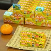 桜島小みかん「ぷっちょ」初登場 「パンチのある甘さ」