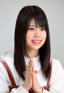 吉川七瀬〈AKB48〉 アイコンタクトを大事に