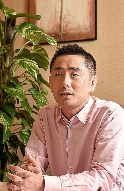 中島岳志さん