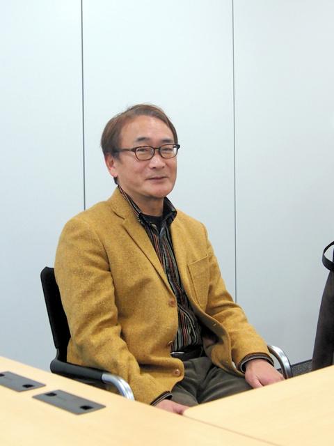 作家・奥泉光さん