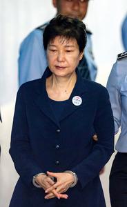 朴槿恵被告に懲役30年求刑 財閥...