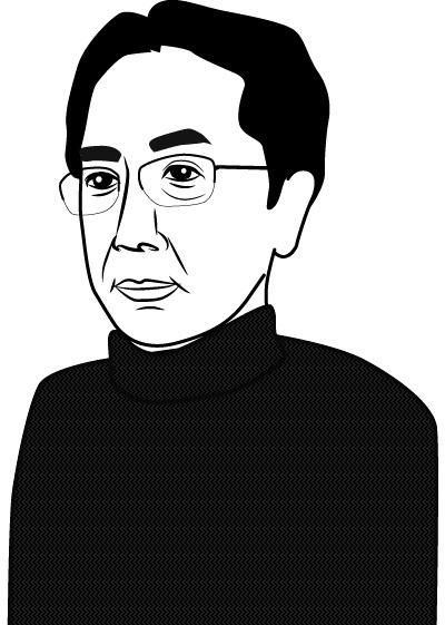 嘉幡久敬記者
