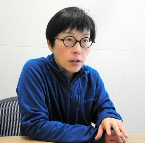 桜井なおみさん 1967年東京都生まれ。2004年、乳がんが見つかる。働く世代の患者・家族を支援する「キャンサー・ソリューションズ」社長。厚生労働省のがん対策推進協議会委員。