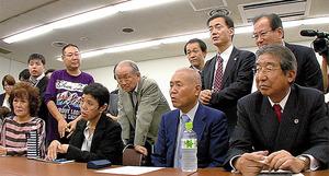 「ニッポン国VS泉南石綿村」