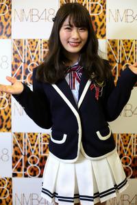 笑顔で会釈 気持ちが一番 渋谷凪咲さん