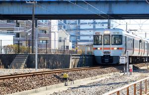 認知症の男性が列車にはねられたJR共和駅(2016年撮影)