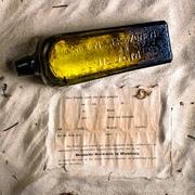 海へ投げられ132年…世界最古「瓶入り手紙」豪で発見
