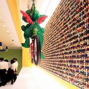 ホテル入るとレゴだらけ 名古屋・レゴランド隣に開業へ