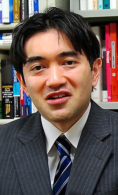 山崎望さん