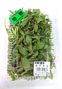 春告げる山菜、小豆の香り