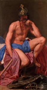 「マルス」=マドリード、プラド美術館蔵 (C)Museo Nacional del Prado