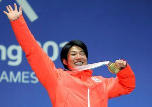 平昌パラ、まひ乗り越え金メダル 2020年の東京へ