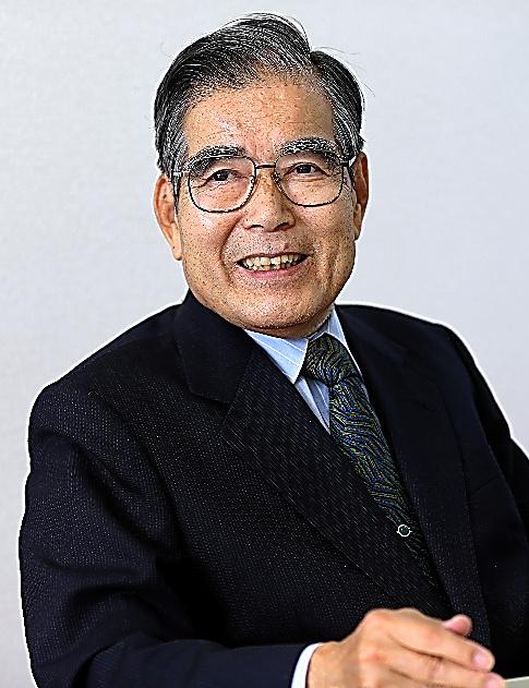 元日本NPO学会会長の今田忠さん=ひょうごコミュニティ財団提供