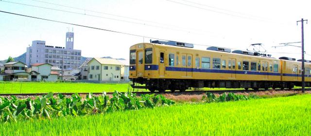 JR福塩線=福山市内