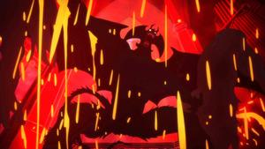 「DEVILMAN crybaby」のデビルマン (C)Go Nagai-Devilman Crybaby Project