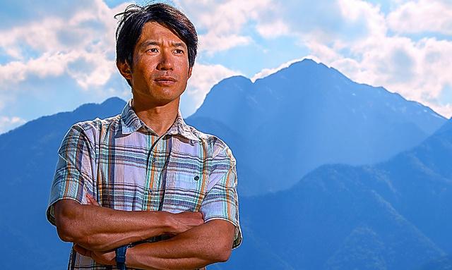 登山家・花谷泰広さん