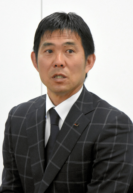 次期日本代表監督の有力候補となっているU23日本代表の森保監督
