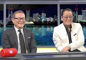 悪役について思いを語った國村隼(左)と白竜