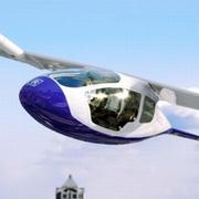 まるでアニメ「空飛ぶクルマ」 航空ショーで構想が続々