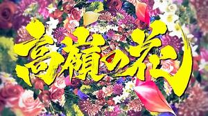「高嶺の花」題字