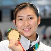 「今は勝ち癖つけたい」競泳・池江、アジア大会4冠目