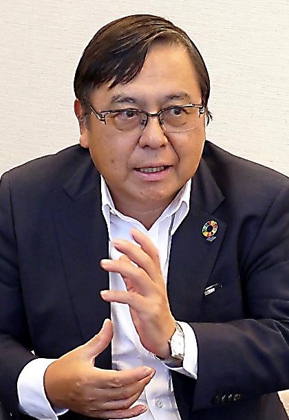 清水洋史・不二製油グループ本社社長