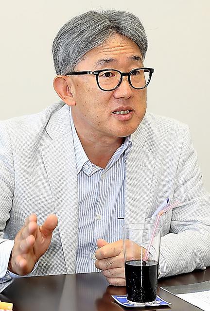 高岡浩三・ネスレ日本社長