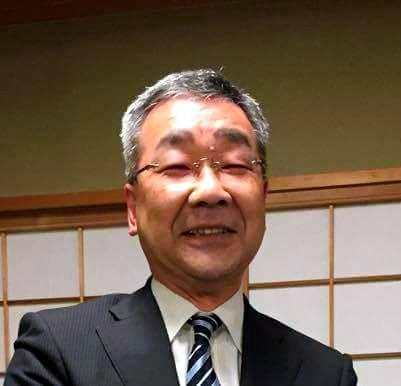 亡くなった町職員の中川信行さん=フェイスブックから