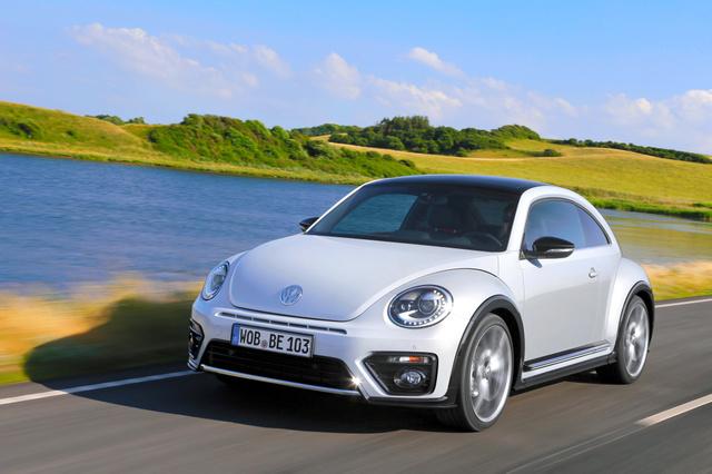 VW「ビートル」生産終了へ 80年...
