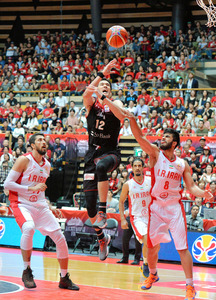 【FIBA W杯アジア予選】男子バスケ日本代表のフリ …