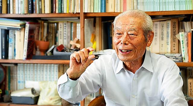 鈴木嘉吉さん