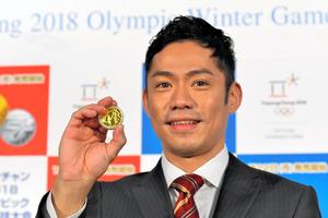 高橋大輔、4年ぶりの復帰戦へ 「メンタル的には強く」