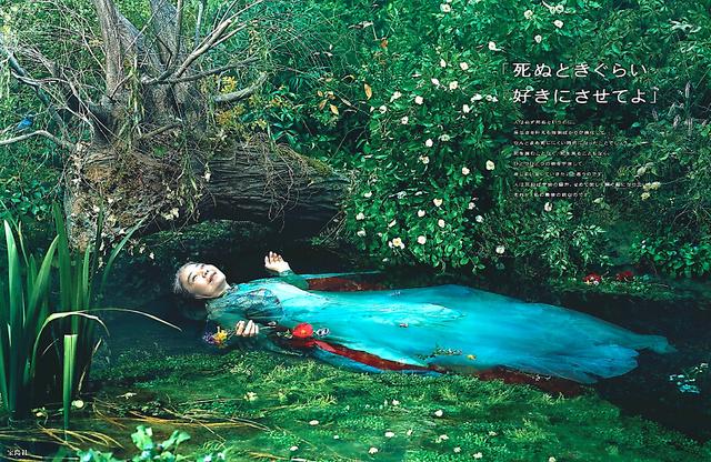 9月に亡くなった俳優の樹木希林さんが「終活宣言」したと話題になった広告。宝島社企業広告「死ぬときぐらい好きにさせてよ」(2016年)